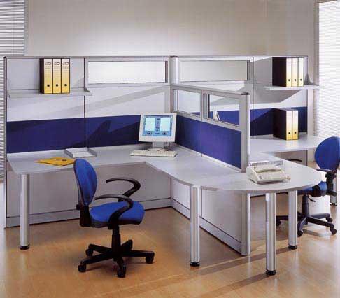 Amerigo missaglia arredo ufficio for Open space arredamento